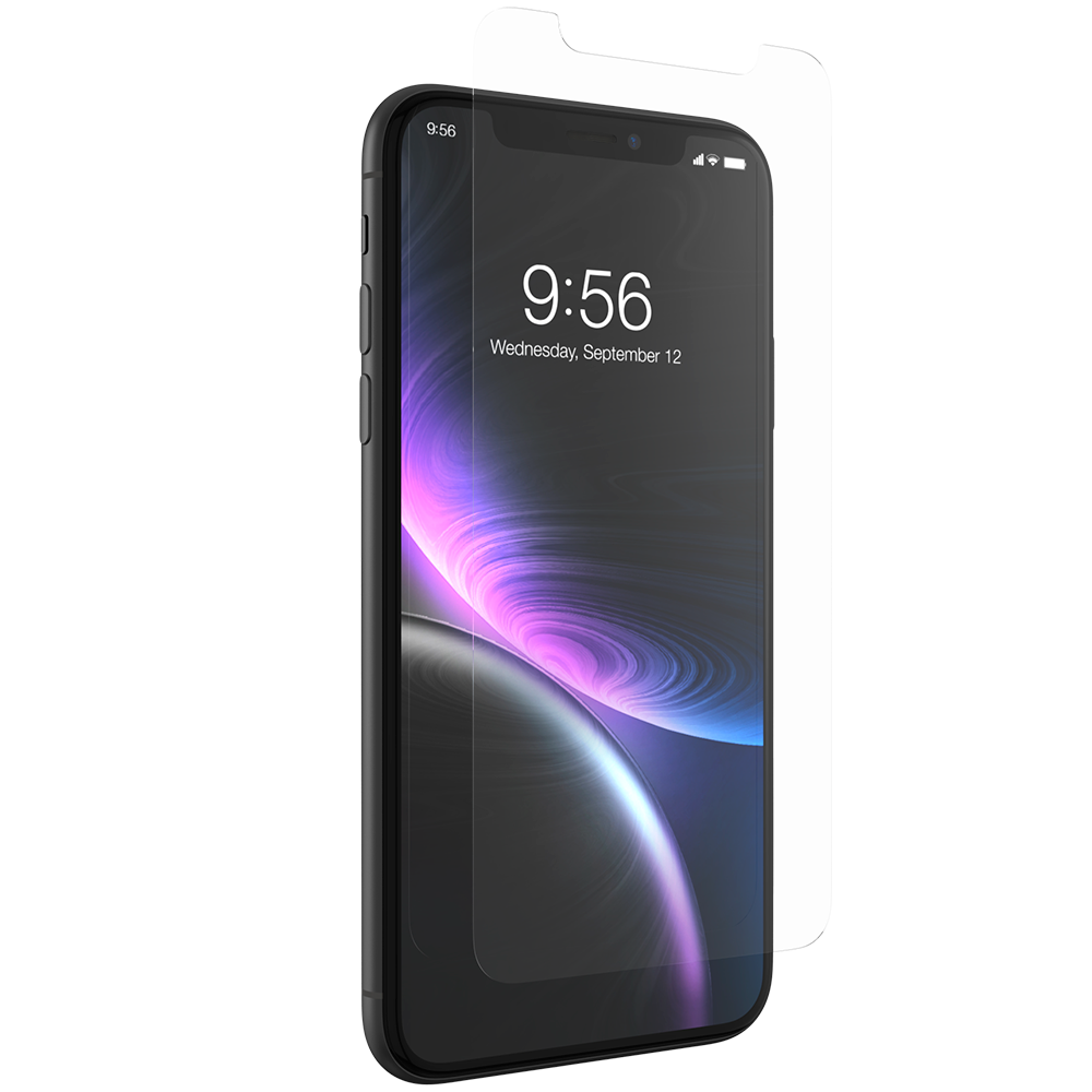 InvisibleShield Sapphire Defense for the Apple iPhone XR